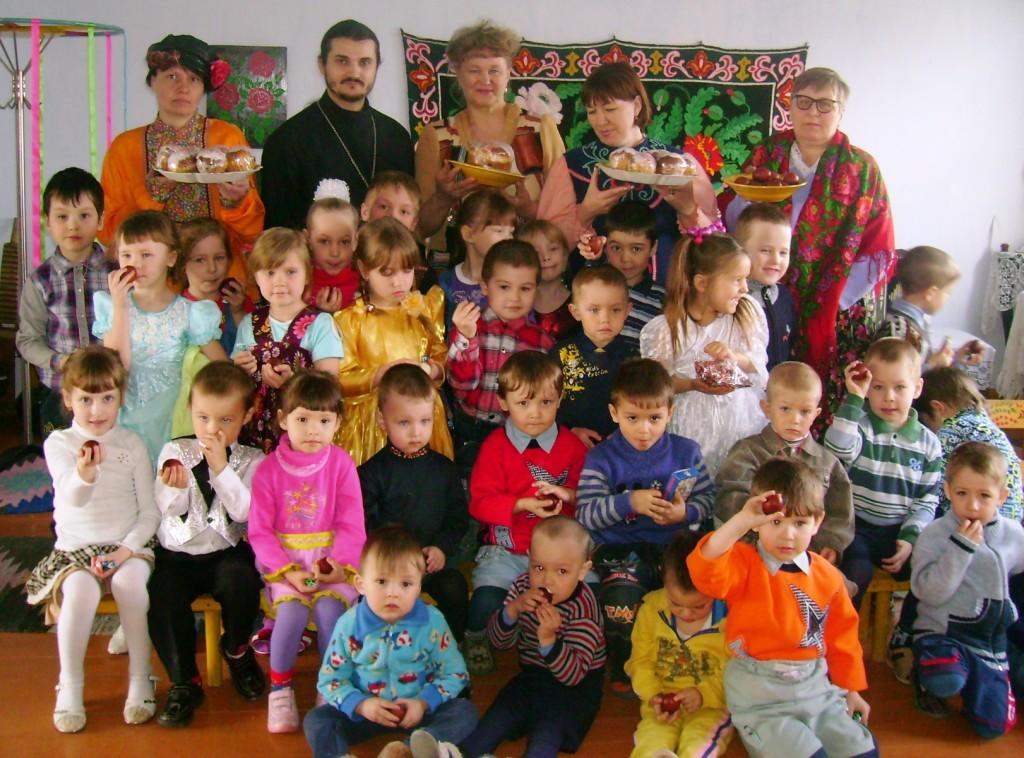 Праздник русская троица
