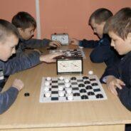 Завершился турнир по шашкам на кубок благочинного!
